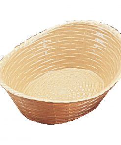 Oval Polypropylene Basket
