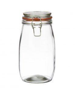 Vogue Clip Top Preserve Jar 1.5Ltr