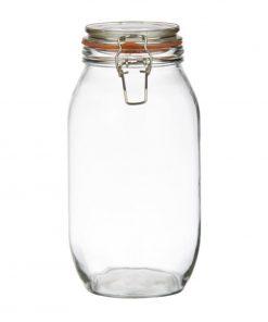 Vogue Clip Top Preserve Jar 2Ltr