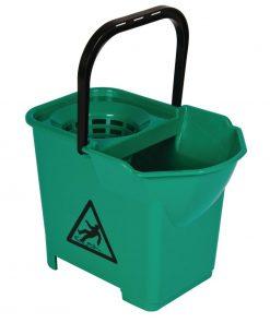 Jantex Colour Coded Mop Bucket Green