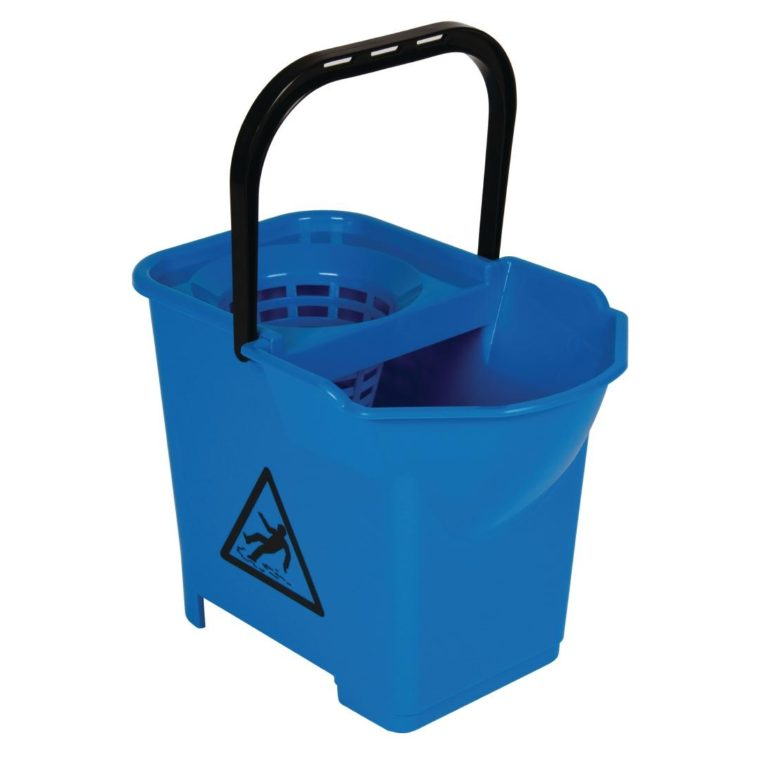 Jantex Colour Coded Mop Bucket Blue