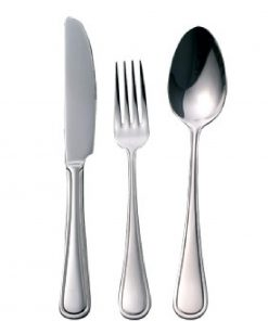 Olympia Mayfair Cutlery Sample Set
