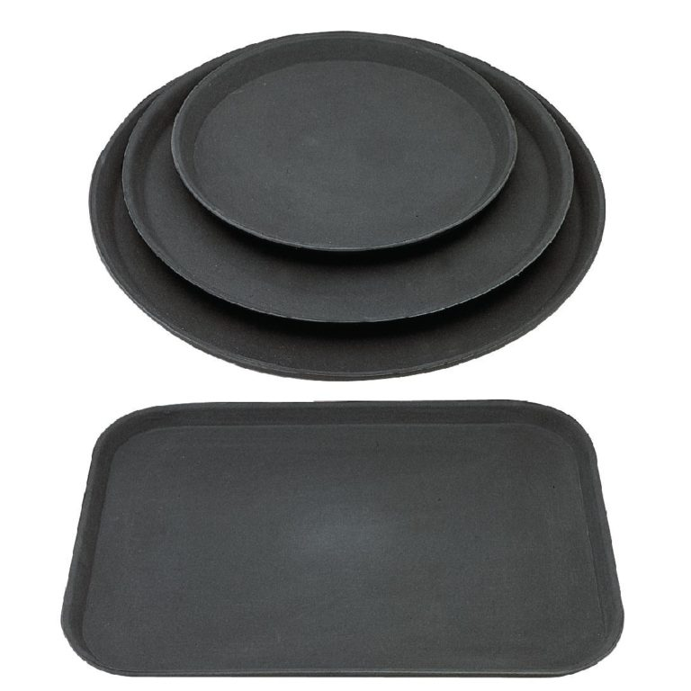Special Offer Set of 12 Non-Slip Trays Combo