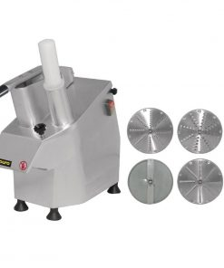 Buffalo Multi Function Continuous Veg Prep Machine with 4 Discs