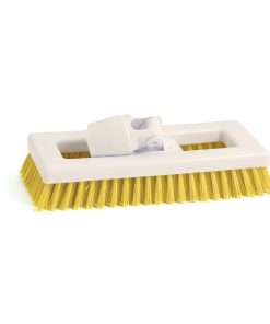Jantex Yellow Deck Scrubber Head