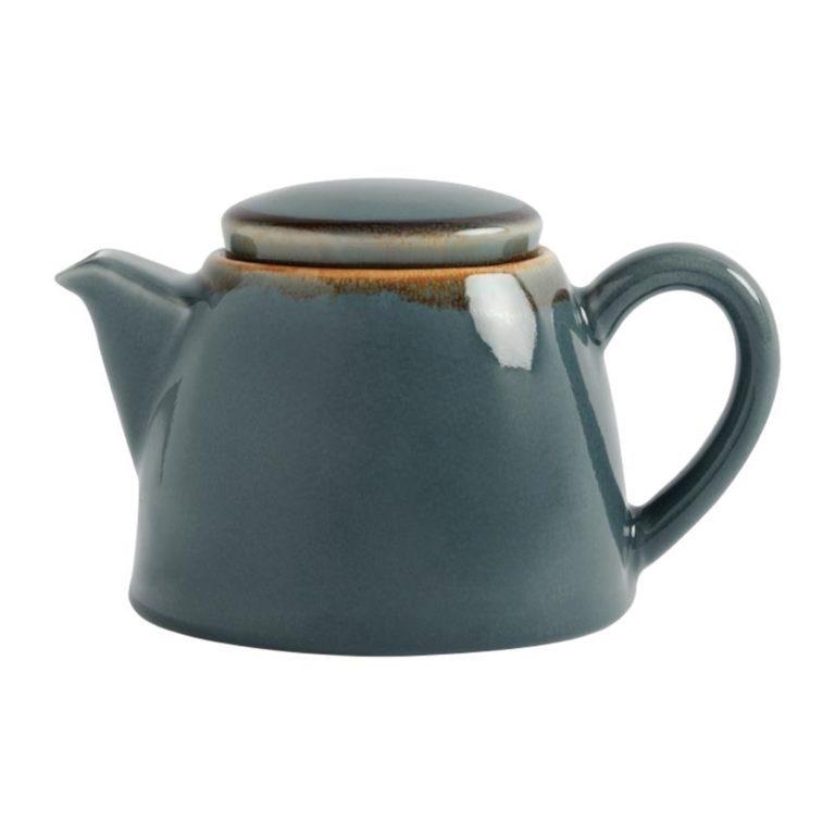 Olympia Kiln Teapot 510ml Ocean