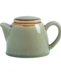 Olympia Kiln Teapot 510ml Moss