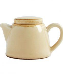 Olympia Kiln Teapot 510ml Sandstone