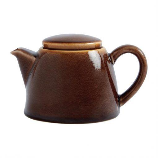 Olympia Kiln Teapot 510ml Bark