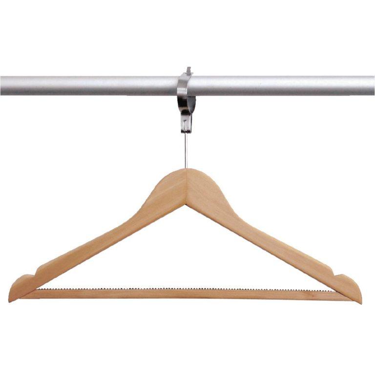 Wooden Security Hanger