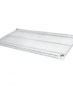 Vogue Chrome Wire Shelves 915x610mm Pack of 2