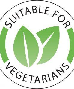 Vogue Vegetarian Labels